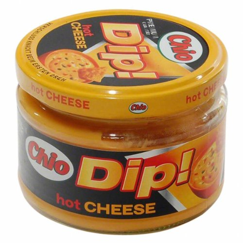 Dip! Hot Cheese - 1 x 200 ml