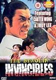 Shaolin Invincibles [1977] [DVD] [Edizione: Regno Unito]...