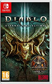 Diablo III Eternal Collection (B07DNMPB2Q) | Amazon price tracker / tracking, Amazon price history charts, Amazon price watches, Amazon price drop alerts