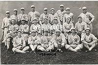 onlyclassics 1919シカゴブラックソックス野球チーム8x 12写真ジョー・ジャクソンジャクソンワールドシリーズMLB