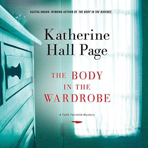 The Body in the Wardrobe cover art