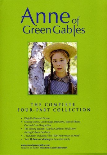 Anne of Green Gables: The Complete Four-Part Collection