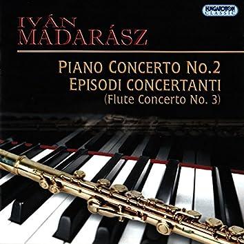 Madarász: Piano Concerto No. 2 & Episodi Concertanti