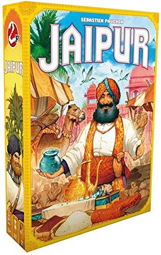 Jaipur - Kaartspel - Word jij de beste handelaar van de Maharadja? - Voor de hele familie - Taal: Nederlands
