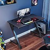 EUREKA ERGONOMIC 43-in Small Gaming Computer Desk