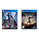 Capcom Devil May Cry 5 Playstation 4 & THQ Nordic Darksiders 3 PlayStation 4