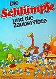 Die Schlümpfe und die Zauberflöte - Filmposter A3 29x42cm