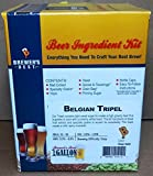 Home Brew Ohio B011WKPQHI Brewer's Best One Gallon Home Brew Beer Ingredient Kit (Belgian Tripel), Multicolor