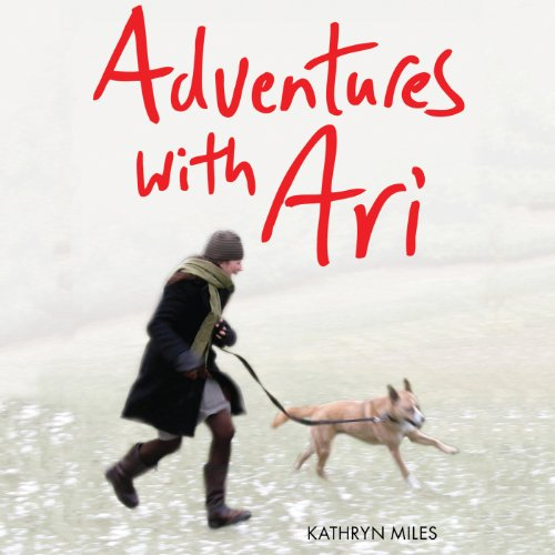 Adventures with Ari audiobook cover art
