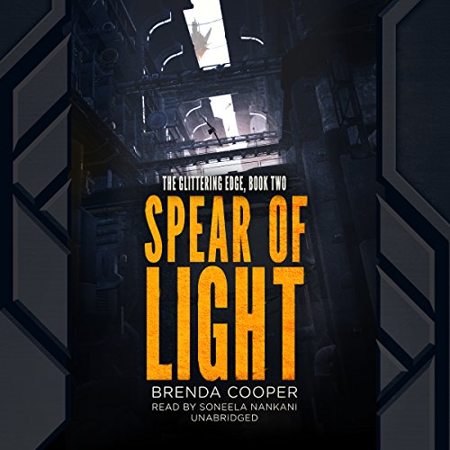 Spear of Light audiobook cover art