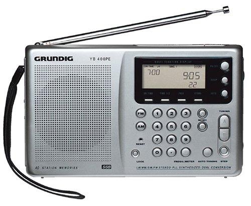 ETON Grundig YB400PE AM/FM Shortwave Radio (Discontinued by Manufacturer)