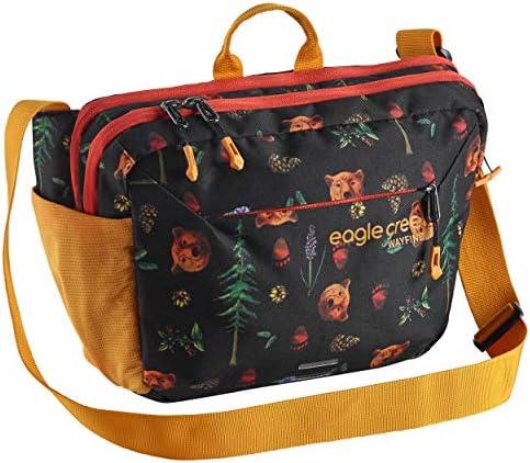 Eagle Creek Wayfinder Crossbody Travel Bag Golden State Print product image