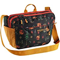 Eagle Creek Sling Bag Crossbody Backpack (Golden State Print)