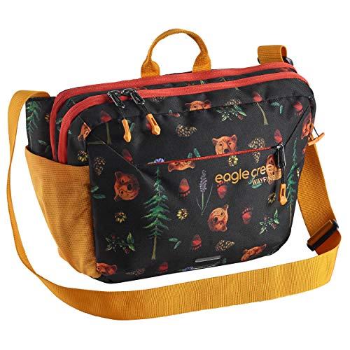 Eagle Creek Wayfinder Crossbody Travel Bag, Golden State Print