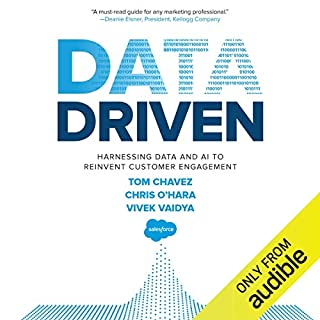 Data Driven cover art