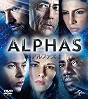 ALPHAS/アルファズ シーズン1 バリューパック [DVD]