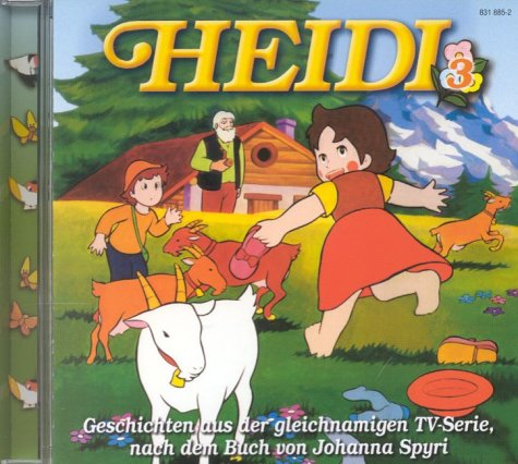 Universal Music Heidi CD Folge 03 - Hilfe für Schnucki (8318852)