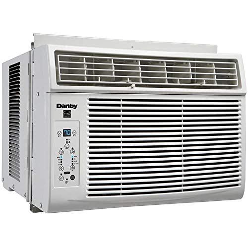 Danby Air Conditioner, 8000 BTU, White