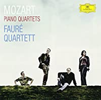 モーツァルト:ピアノ四重奏曲第1番