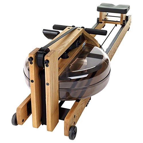 Rudergerät mit Wasser Water Rower Eiche S4 Bild 4*