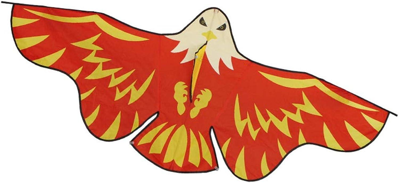 Zhao Animal Cerfs-Volants, Grand Vent Adulte de Parc de Cerfs-Volants de Forme d'enfant de Forme de l'aigle Adulte Facile à Voler Jouet Volant de Cerfs-Volants de Plage, 230  90CM (Couleur   B)