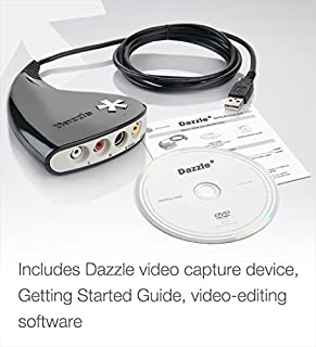 شراء Dazzle DVD Recorder HD VHS to DVD Converter for PC