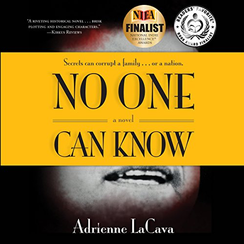 No One Can Know audiobook cover art