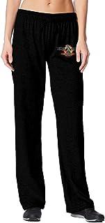 レディース クール スウェットパンツ 人気ゲーム アーク 100%棉 カジュアル パンツ Black