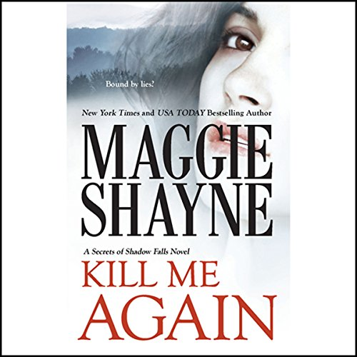 Kill Me Again audiobook cover art