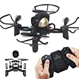 REMOKING R605 RC DIY Drone Toys Mini Racing Quadcopter Headless Mode 2.4GHz 360°flip 4 Channels Altitude Hold Indoor and Outdoor Game...