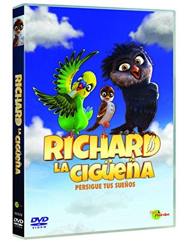 Richard La Cigüeña [DVD]