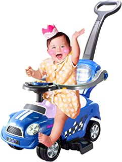 COOLBABY 3 In 1 Activity Ride-On for Unisex