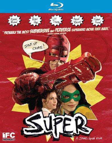 Super [Blu-ray] [Importado]
