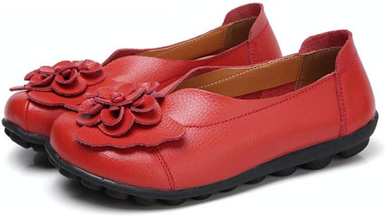 BeautyOriginal Women's Flower Soft Sole Fashion Ladies Comfortable Walking shoes
