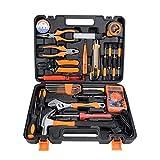 Conjuntos de herramientas para el hogar Juego de herramientas domésticas con la mayoría de las herramientas de bricolaje Kit de herramientas para el hogar de 30 piezas Great Home Regional Reparación d