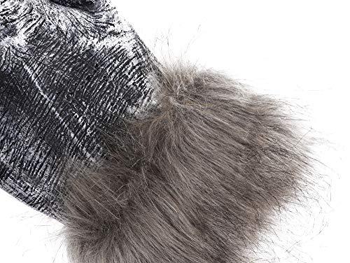 Achicoo Halloween-Party-Kostüm Werwolf-Handschuhe aus Vinyl