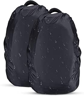 AGPTEK Waterproof Backpack Rain Cover, Rain Cover for Backpack with Anti Slip Buckle..