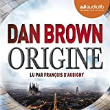 Origine - Robert Langdon 5 - Format Téléchargement Audio - 23,30 €