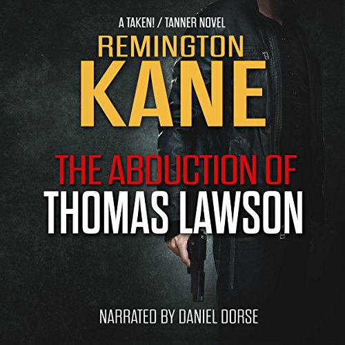The Abduction of Thomas Lawson audiobook cover art