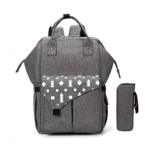 xiaotaoqi 15.6 Laptop-Rucksack, Diebstahlsicherung, für Damen, lässiger Rucksack, wasserdicht, Schwarz schwarz grau
