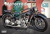 Motorräder & Routen 2020 - Broschürenkalender - mit Schulferientabelle - Format 42 x 29 cm - DUMONT Kalenderverlag