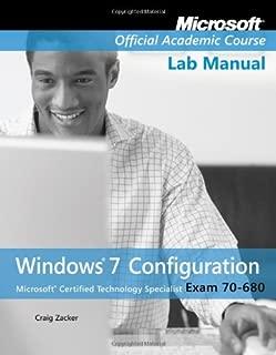 Best 70 680 windows 7 configuration lab Reviews