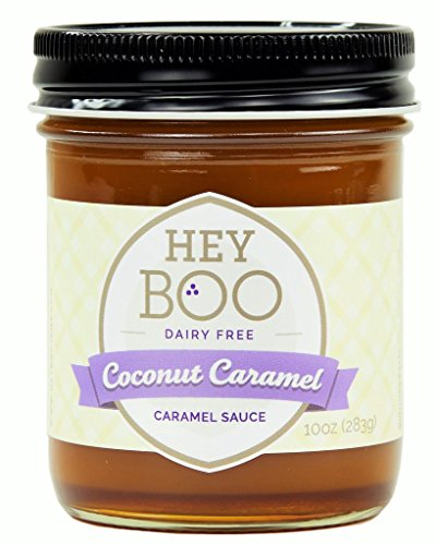 Coconut Caramel Sauce by Hey Boo - Delicious...
