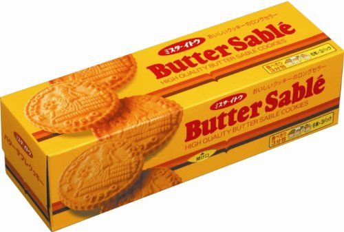 イトウ バターサブレクッキー 箱 18枚 ×12個