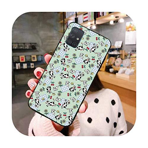 Phonecase - Carcasa para Samsung Galaxy A21S A01 A11 A31 A81 A10 A20E A30 A40 A50 A70 A80 A71 A51-A10-para Galaxy A21