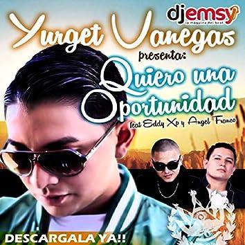 Quiero Una Oportunidad (feat. Eddy Xp & Angel Franco)