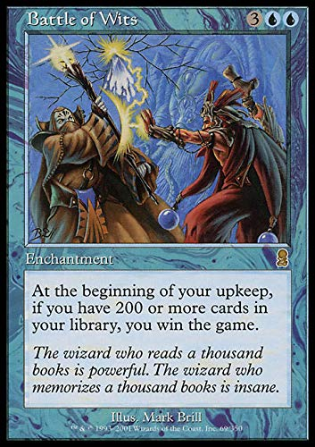 Magic The Gathering - Battle of Wits - Odyssey