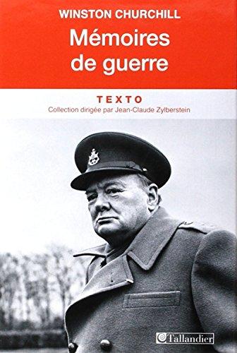 Mémoires de guerre : Tomes 1 et 2