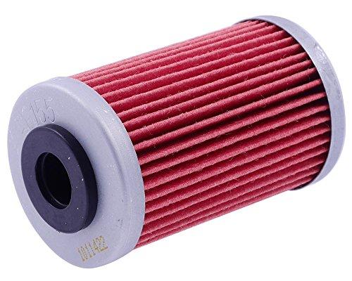 Ölfilter HIFLOFILTRO für KTM LC4640Supermoto 200654,5PS, 40kw