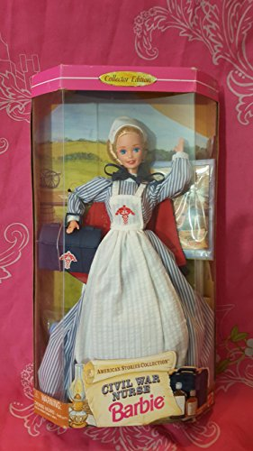 American Stories Collection, Civil War Nurse Barbie